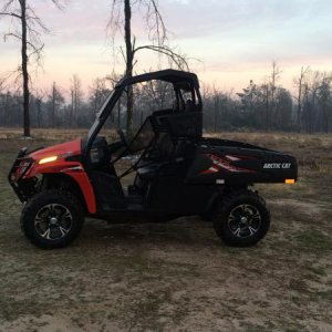 2014 Prowler 700 HDX Limited